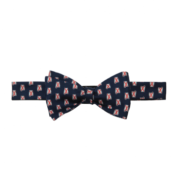 AL Traditional Navy Bow